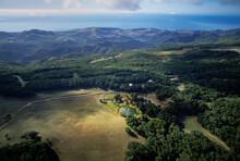 Reagan Ranch, Santa Ynez Mountains
