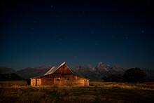 Above The Loft An Old Barn On Mormon Row, Antelope Flats, Grand Teton National Park, Wyoming