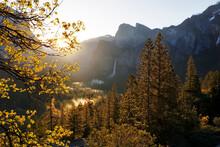 Sunrise, Yosemite National Park