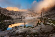 Pear Lake, Sequoia National Park, California