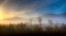 Sunrise, Santa Ynez Valley, California