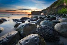Santa Cruz Coast, California, USA