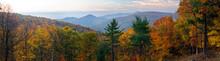 Skyline Drive Shenandoah National Park, Virginia, USA