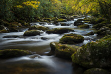Smoky Mountain National Park: An Early Morning On The Middle Prong Little River