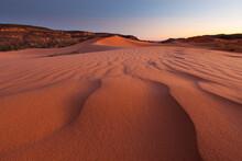 Coral Pink Sand Dunes, Utah, USA