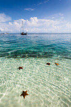 Paradise And Seclusion Found Amongst The Tropical San Blas Islands On The Caribbean Side Of Panama