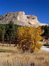 Crazy Horse Project , South Dakota, USA