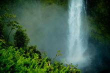 Akaka Falls, On The Big Island Of Hawaii