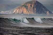 Morro Rock Morro Bay, California, USA