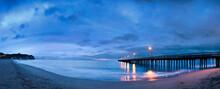 Avala Pier Dawn