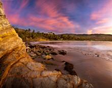 Refugio State Beach, California