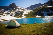 Ice Lake Basin, Colorado, USA