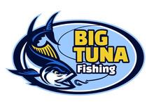 Tuna Fishing Club Mascot