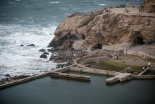 Sutro Baths Ruins And Lands End