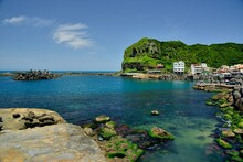 Bitou Cape Fishing Port Style Attractions In Taipei Ruifang,Taiwan
