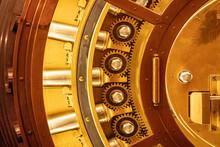 Bank Vault  Gears - Cleveland, Ohio