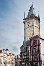 Old Prague City Hall, Czech Republic