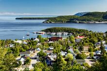 City Of Tadoussac, Quebec, Canada