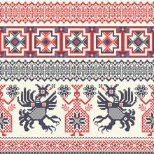 Russian Pattern 9