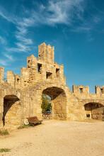 Rhodes Saint Pauls Gate Inside View