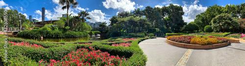 Fényképezés Roma Street Parkland, Queensland, Brisbane, Australia