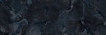 Black Marble Texture With High Resolution.