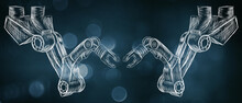 The World Of The Future Robotics Enhancing The Arts Of Intelligence