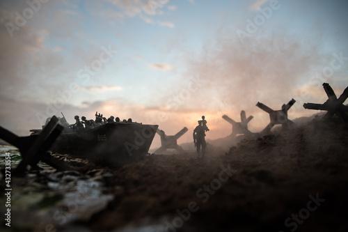 Fotografía World War 2 reenactment (D-day)