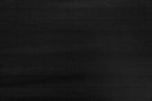 Dark Black Linen Texture And Background Seamless