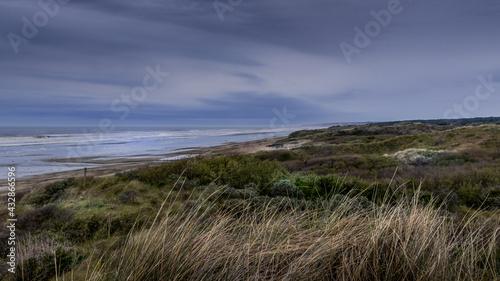 Fotografie, Obraz Rivage sauvage sur le littoral