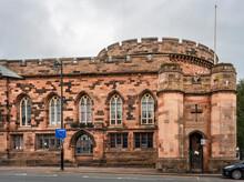 Carlisle Citadel, UK