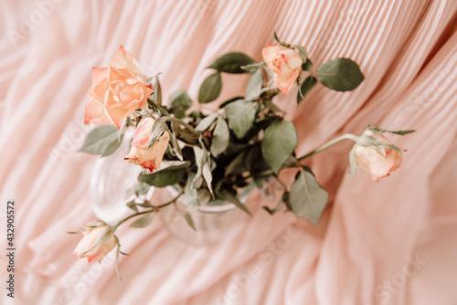 Bukiet róż.