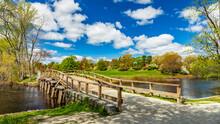 Massachusetts-Concord-Old North Bridge