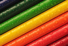 Color Pencil Beautiful Photography