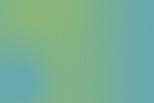 Abstract Green Blue Background, Grainy Bright Color Design