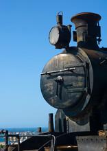 Old Locomotive Train, Luanda Province, Luanda, Angola
