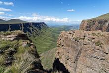 Lesotho - Drachenberge - Sani Pass