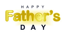 Happy Father Day. Greeting Designs For Father's Day.