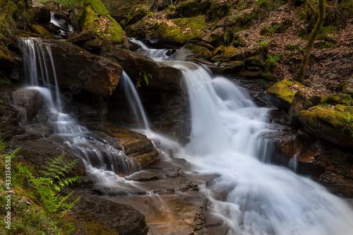 Foto Melincourt Brook in Resolven