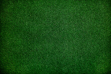 Texture Dark Green Grass Surface Closeup