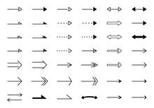 矢印 シンプル アイコン セット