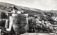 Pizzo Calabro Castello Changed In The 60s