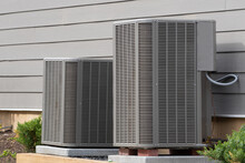 Residential Central Air Conditioning Unit