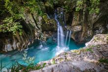 The Great Soca Gorge In Slovenia