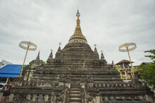 Shot In Tha Phae Gate Chiang Thailand