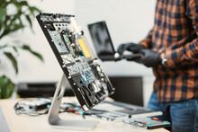 Repairing The Broken Computer