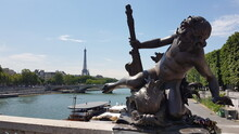 Statue Of Saint Peter France