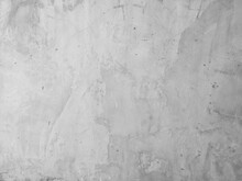 Empty Grey Concrete Wall Texture Material Cement Background Paper Art Card Light Space Abstract Backdrop Banner Blank And Clean Clear For Frame Or Border Grey Design Decoration Board, Loft Style