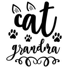 Cat Svg Design