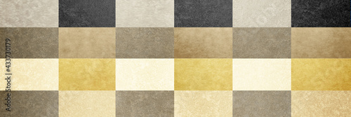 Canvas chess board background